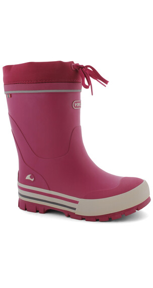 Viking Jolly Winter Boots Kids Fuchsia